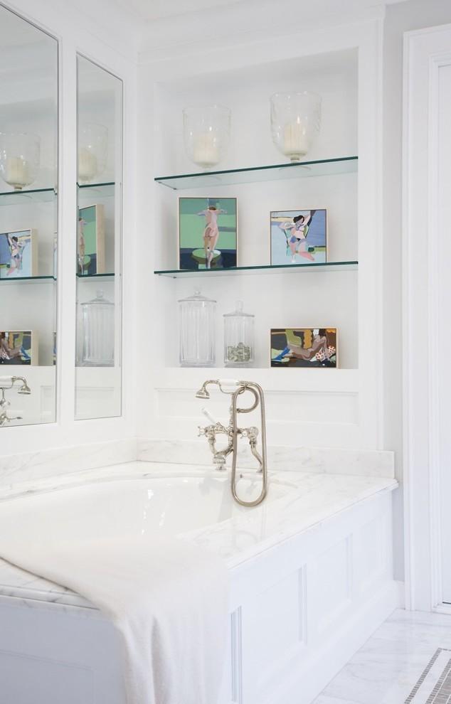 75款实用卫生间收纳柜设计,小空间大容量!