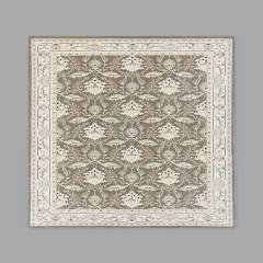 碧桂园雅骏装饰-背景墙绘电视地毯墙图片