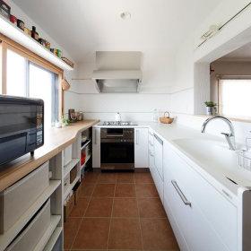 日式厨房隔断设计方案