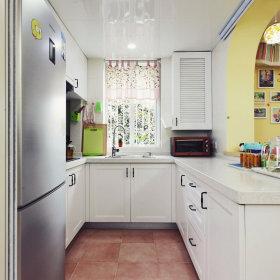 田园厨房图片
