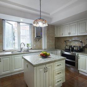 美式厨房图片