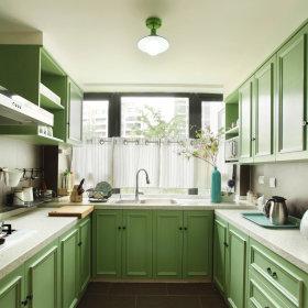 美式厨房案例展示