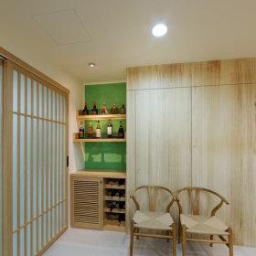 日式客厅收纳设计案例展示