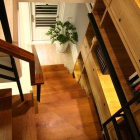 阁楼楼梯设计案例