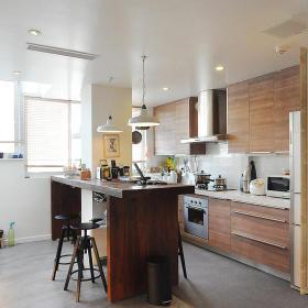 混搭厨房设计案例展示