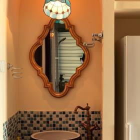 混搭卫生间干湿分离设计图