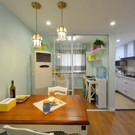 混搭厨房装修案例
