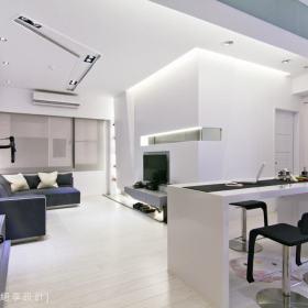 客厅吧台设计案例