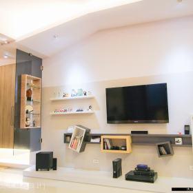 客厅电视墙设计案例