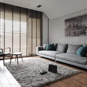 客厅窗帘沙发设计案例展示