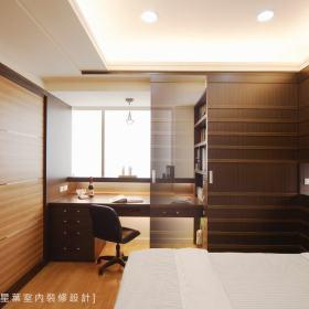 现代简约卧室收纳设计方案
