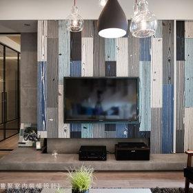 电视墙装修案例
