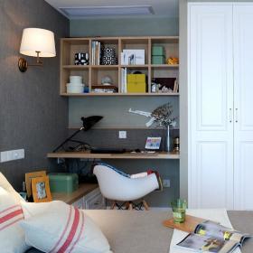 北欧卧室收纳设计方案