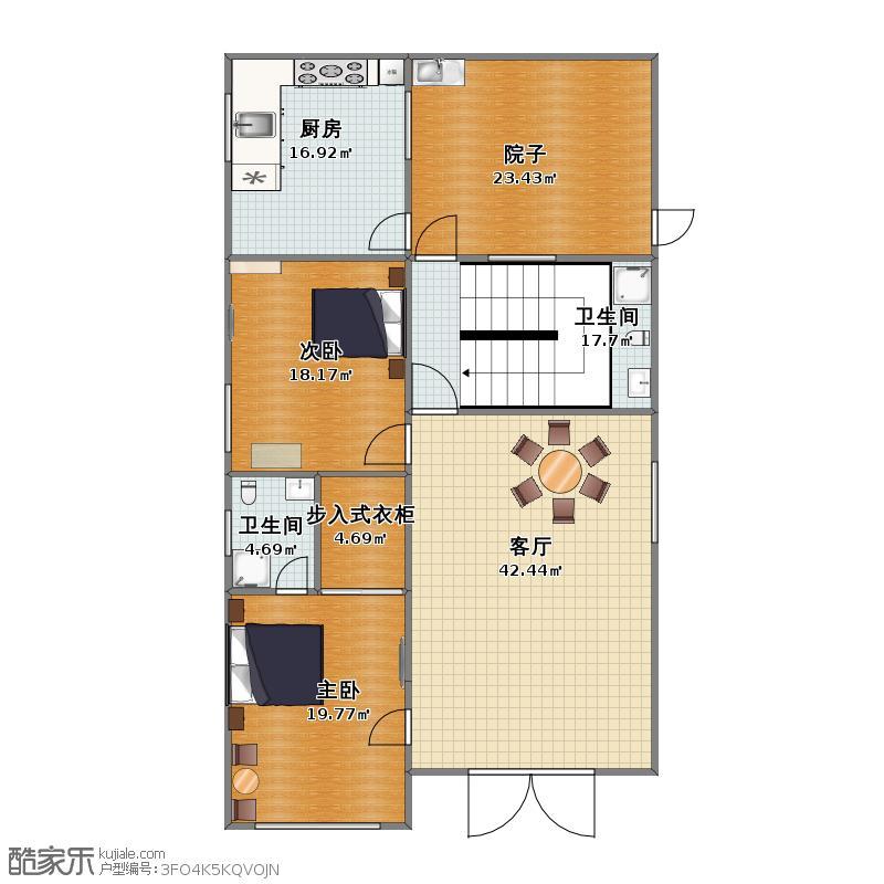 自建三层房屋