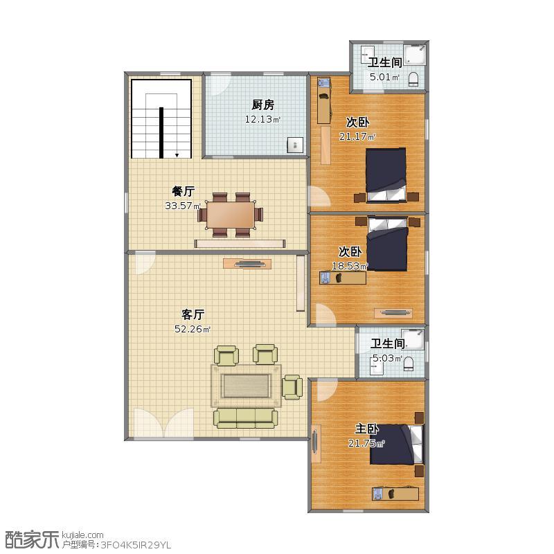 双峰_自建房屋设计