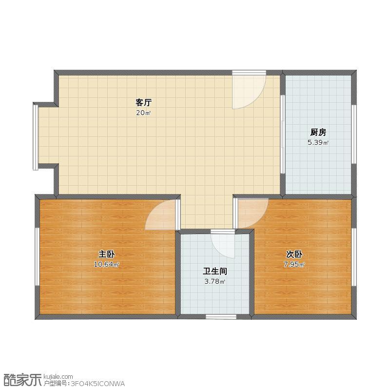 想象中的新房