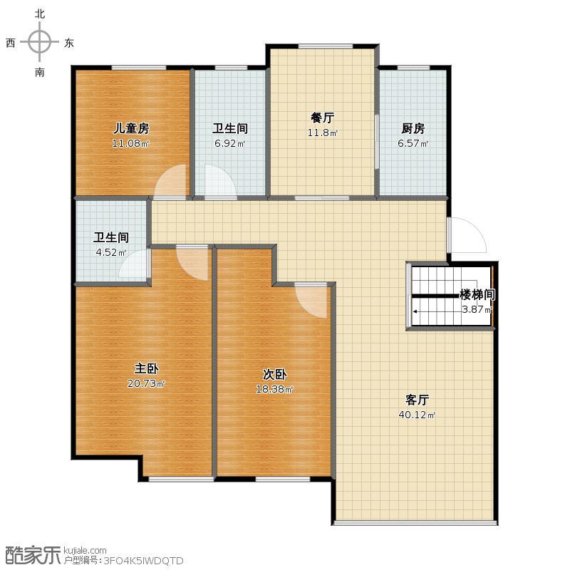 锦湖华庭5楼