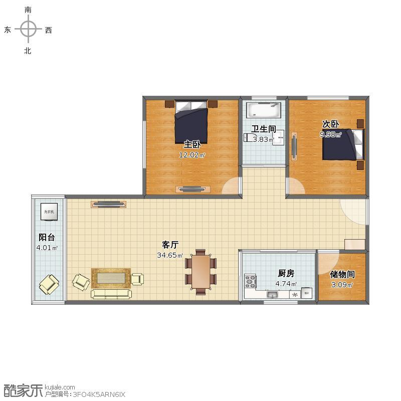 家装户型图1