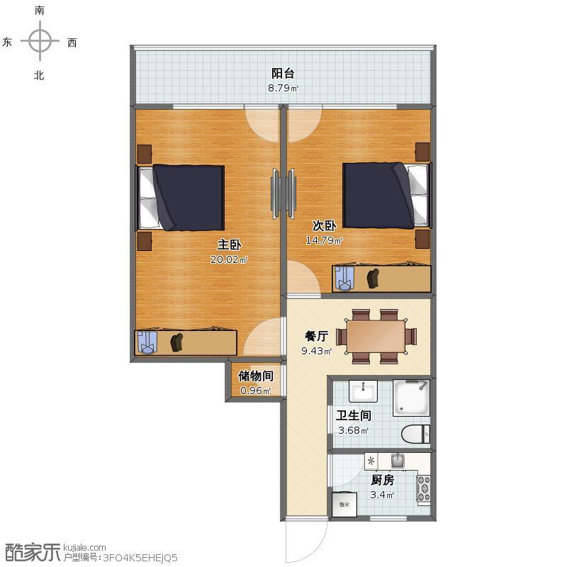 昌平路935号昌平大楼户型图