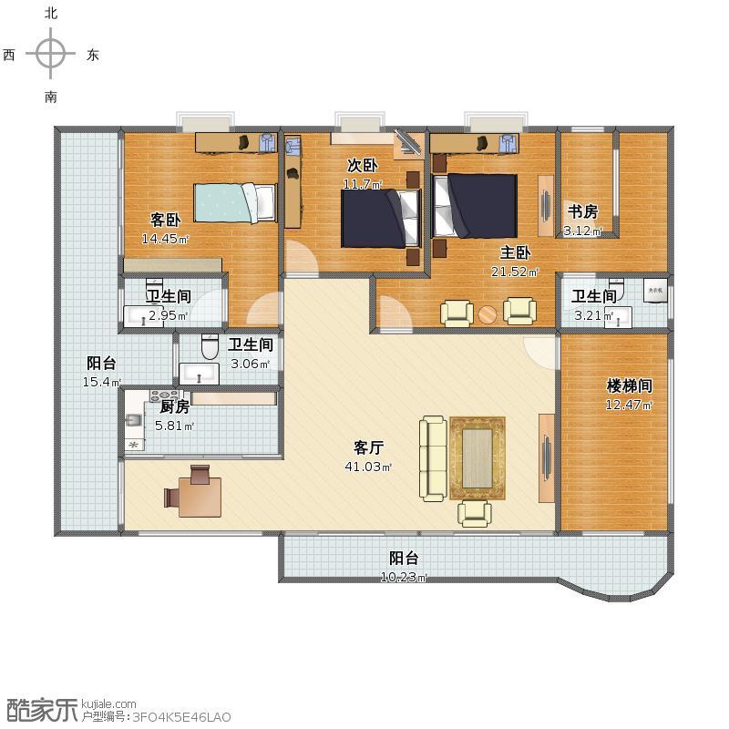 我的家-2F
