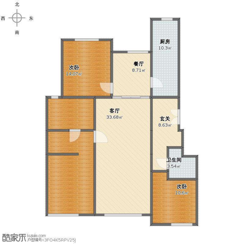 家原始方案1