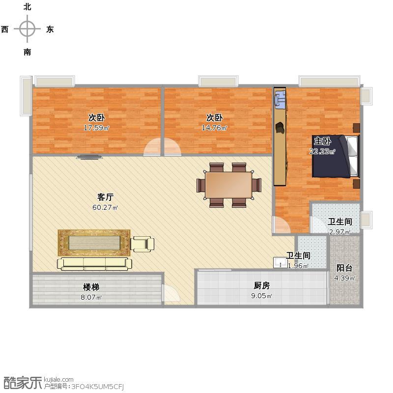 杨柳溪户型图