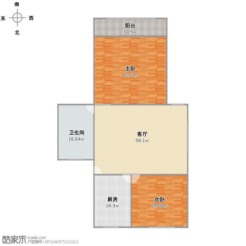 香樟苑户型图