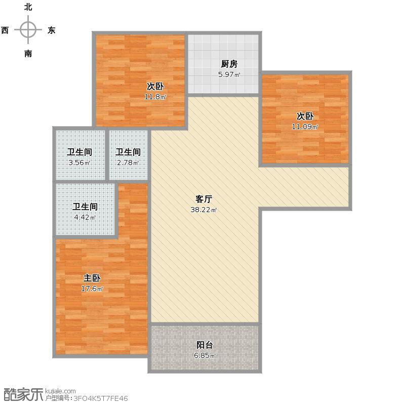 义乌城户型图