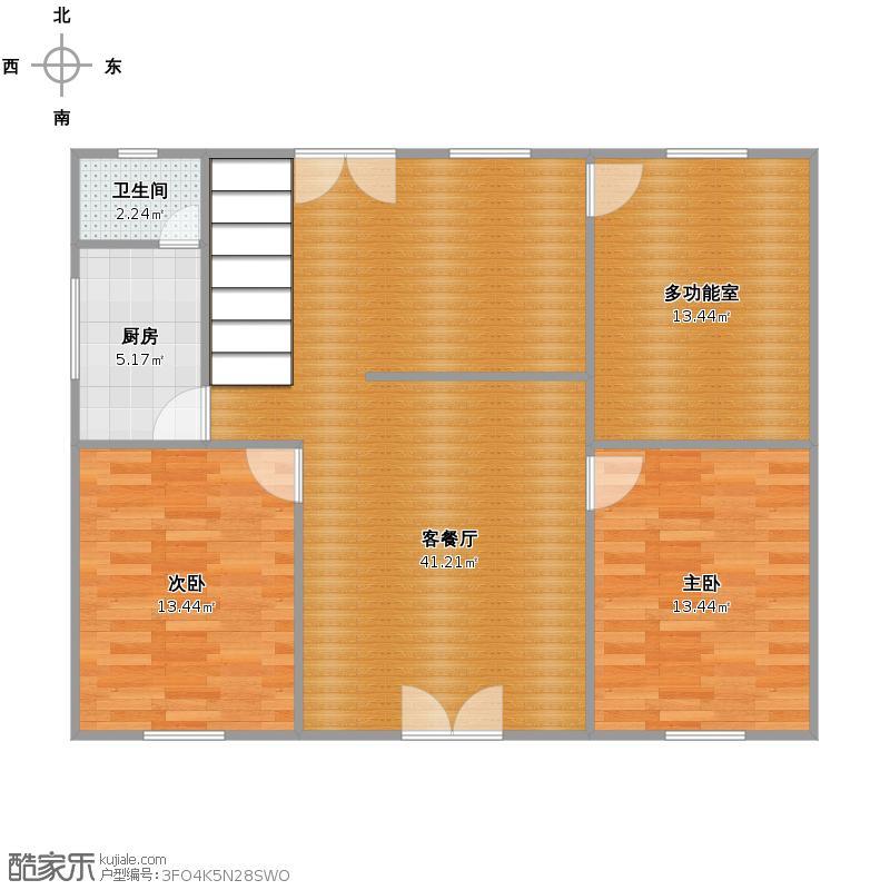 一楼平面图