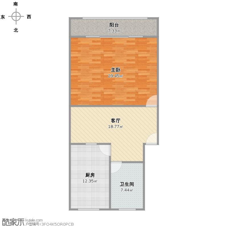 杨泰三村户型图