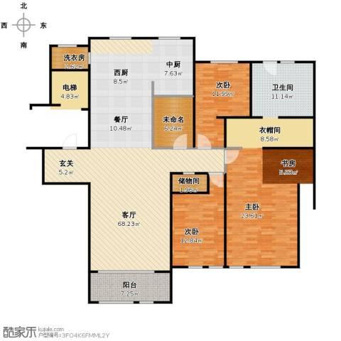 万科草庄2室1厅0卫0厨200.00㎡户型图