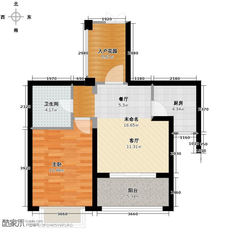 罗源湾滨海新城56.17㎡一至三区户型10室