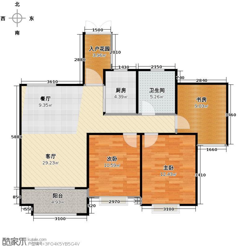 罗源湾滨海新城86.31㎡户型10室