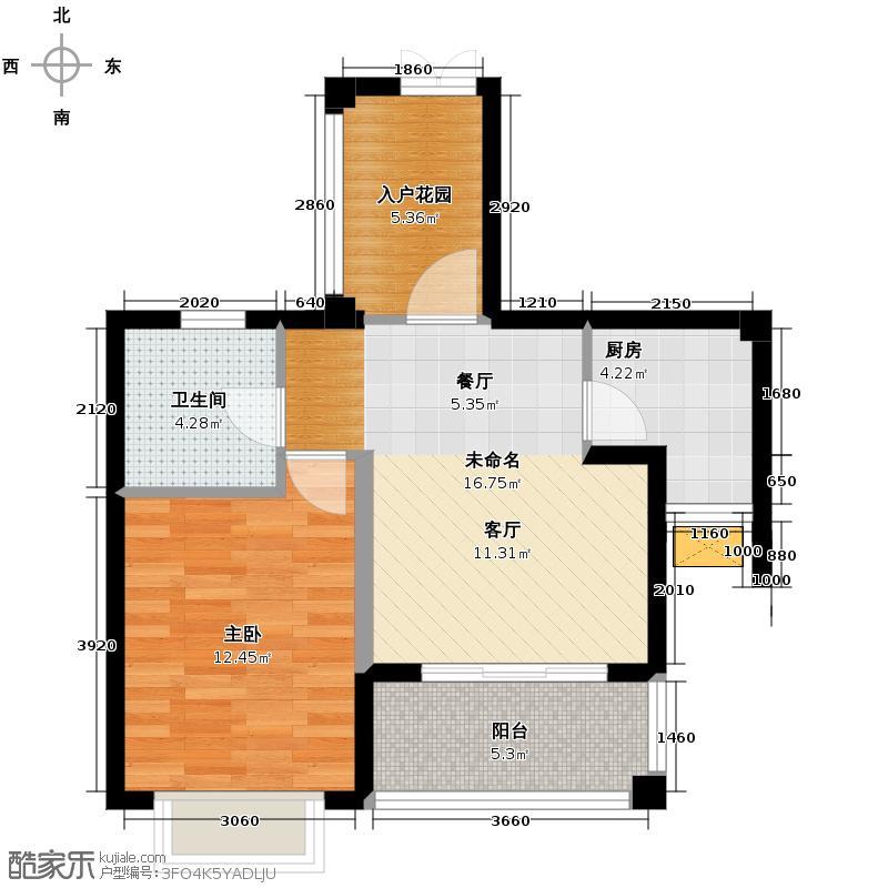 罗源湾滨海新城56.19㎡一至三区户型10室