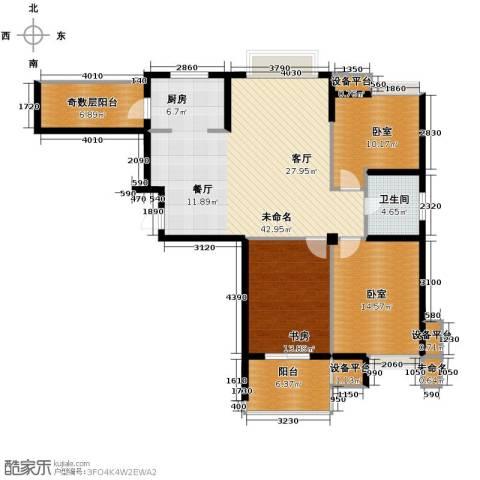 左邻右舍1室0厅1卫0厨111.00㎡户型图