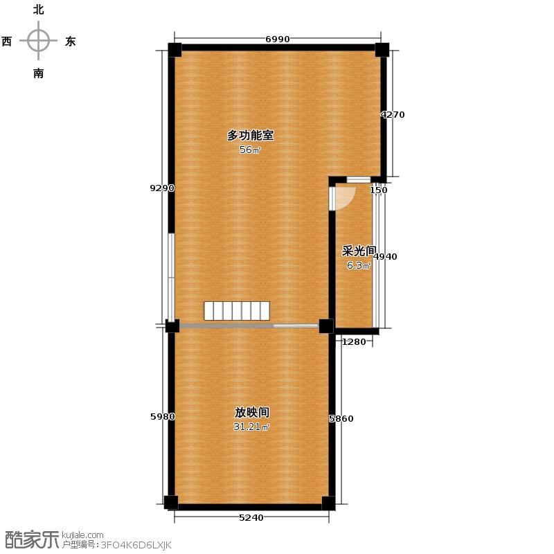 三盛托斯卡纳100.58㎡户型10室