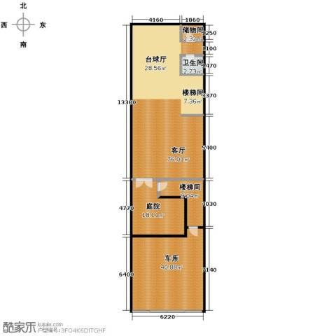 融侨观邸4室3厅5卫0厨350.00㎡户型图