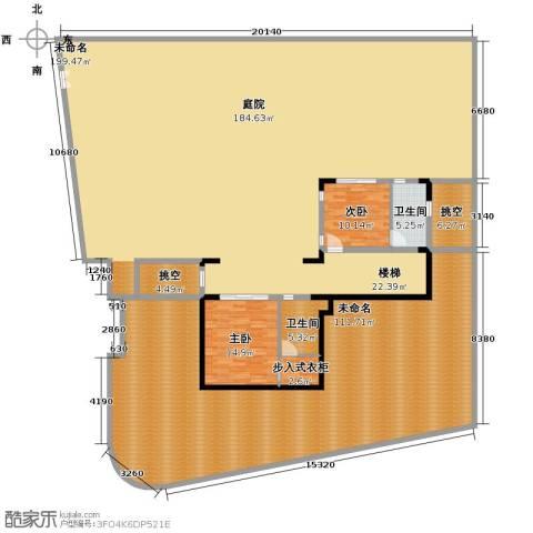龙泉谷・三亚的山360.16㎡户型图