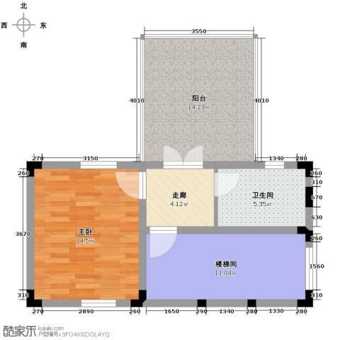 龙泉谷・三亚的山3室4厅7卫0厨49.24㎡户型图