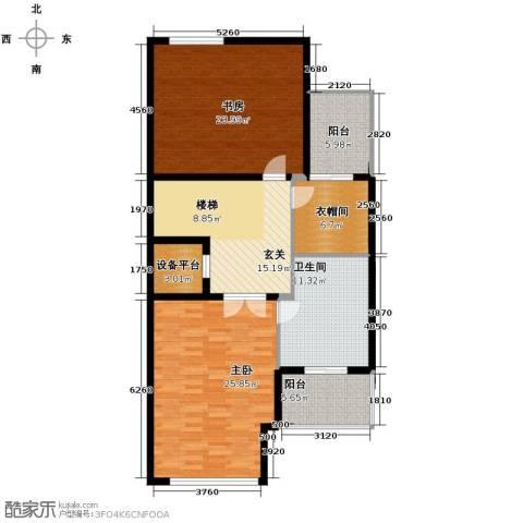 汇锦庄园3室0厅1卫0厨109.46㎡户型图