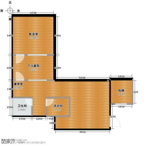 凤凰山庄6室2厅3卫0厨270.00㎡户型图