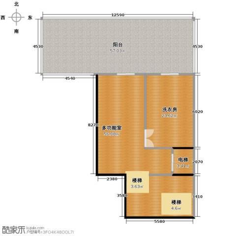 广州星河丹堤186.00㎡户型图