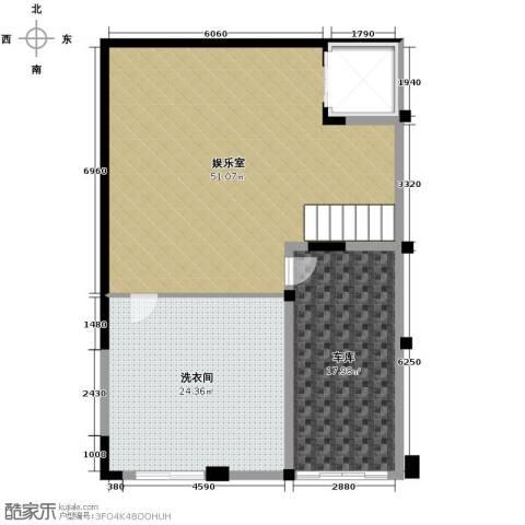 广州星河丹堤127.00㎡户型图