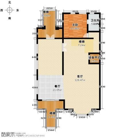汇锦庄园1室1厅1卫0厨193.96㎡户型图