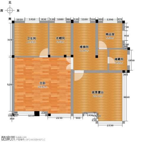 海景华苑1室0厅1卫0厨122.00㎡户型图