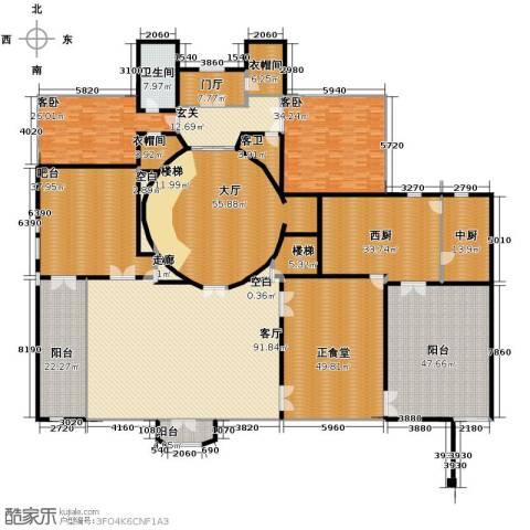 汇锦庄园6室1厅2卫0厨508.80㎡户型图