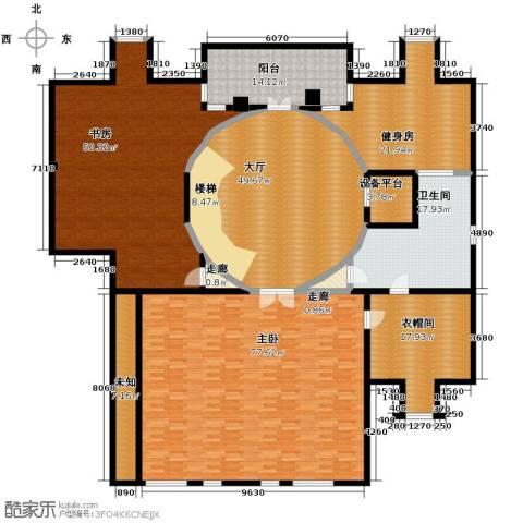 汇锦庄园4室0厅1卫0厨288.10㎡户型图