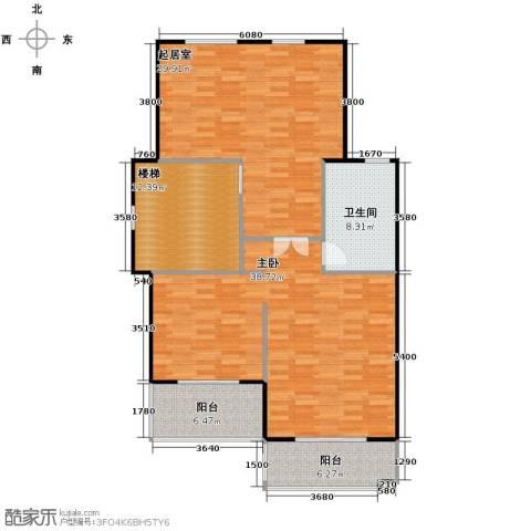 凤凰山庄2室1厅1卫0厨102.06㎡户型图