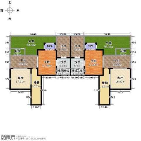 勐巴拉六国皇家植物园度假秘境342.00㎡户型图
