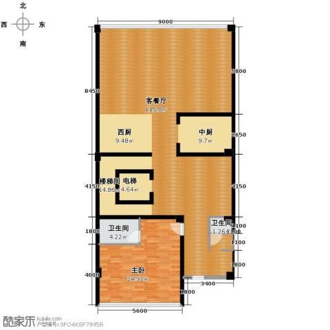 万科松湖中心8室6厅7卫0厨199.00㎡户型图